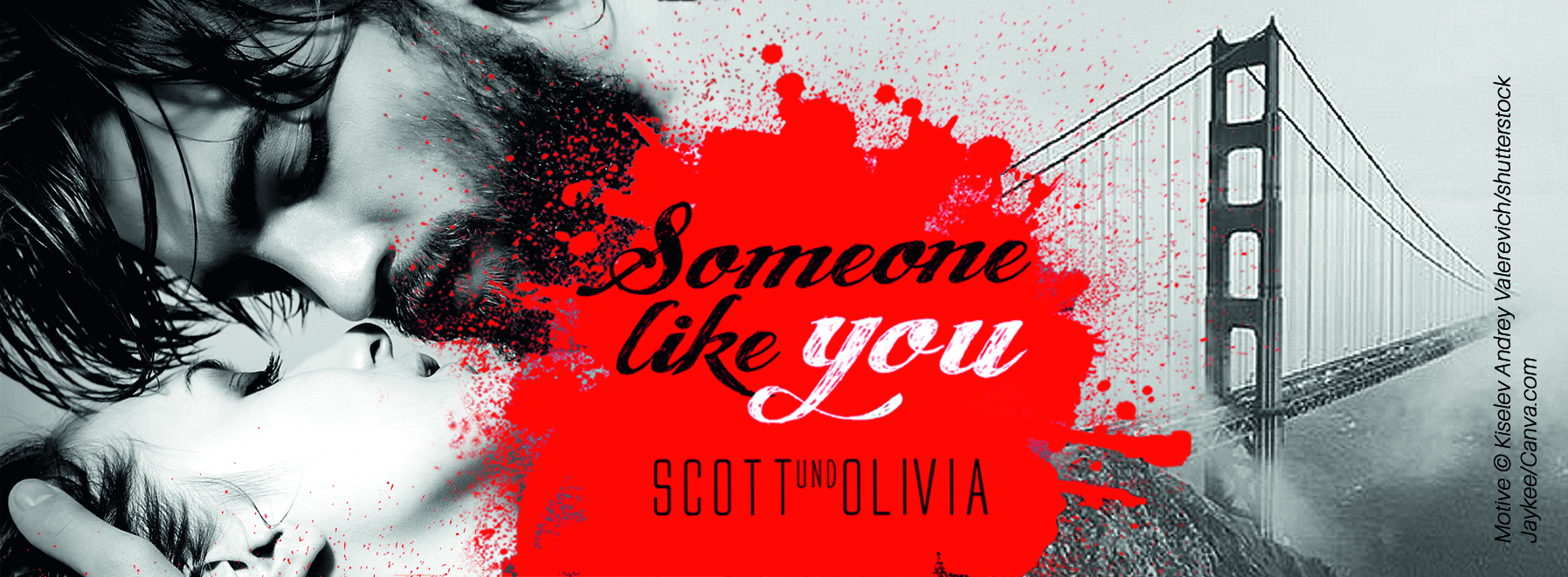 Someone like you - Scott und Olivia