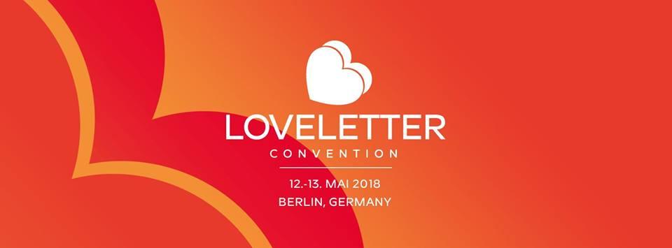 Amy Baxter auf der LoveLetter Convention 2018