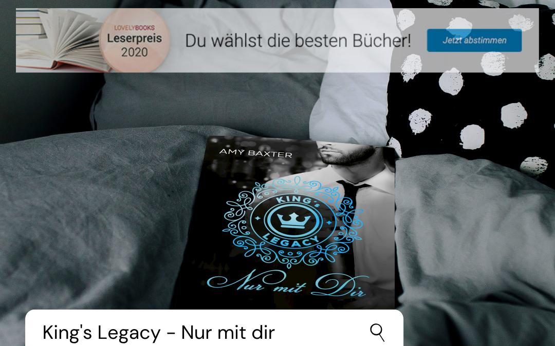 Lovelybooks Leserpreis 2020